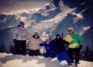 snowbombing tour